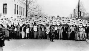 I Am a Man, Sanitation Workers Strike, Memphis, TN, 1968