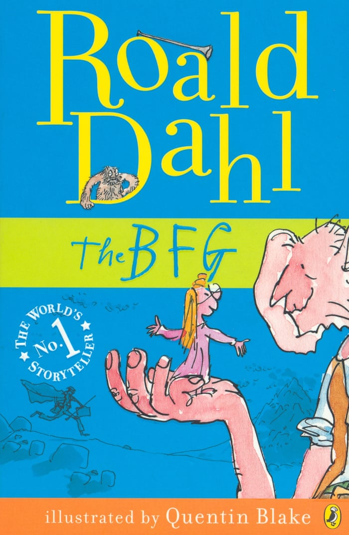 The BFG by Roald Dahl – review | Children's books | The Guardian