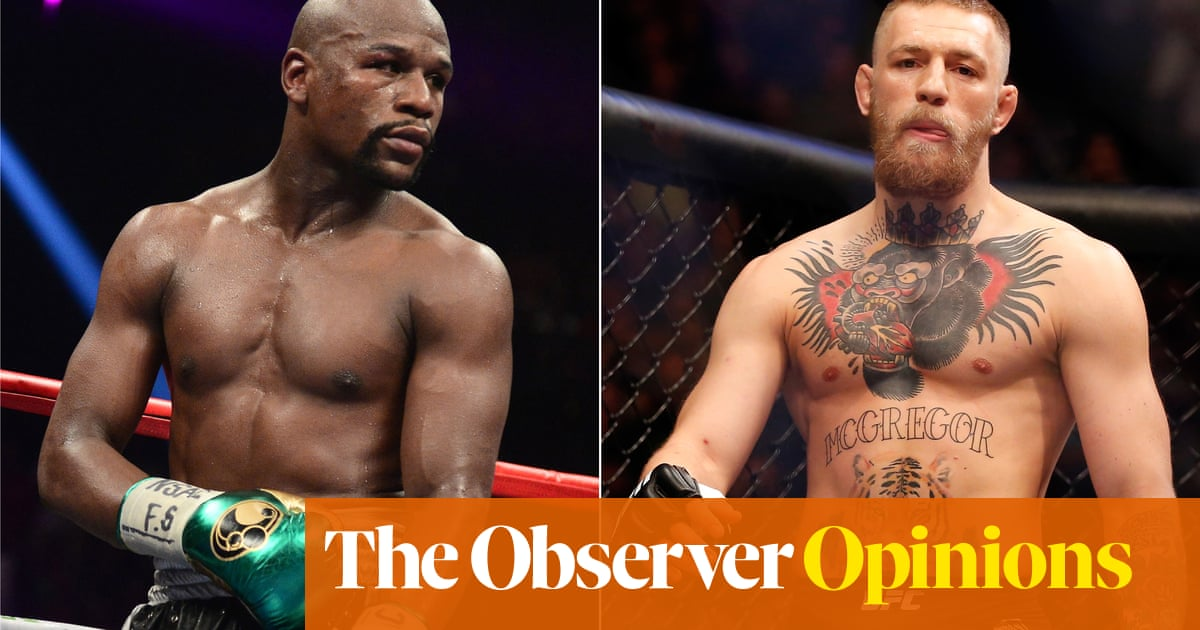 4fc1063c0bd Floyd Mayweather can cash in on mismatch with Conor McGregor