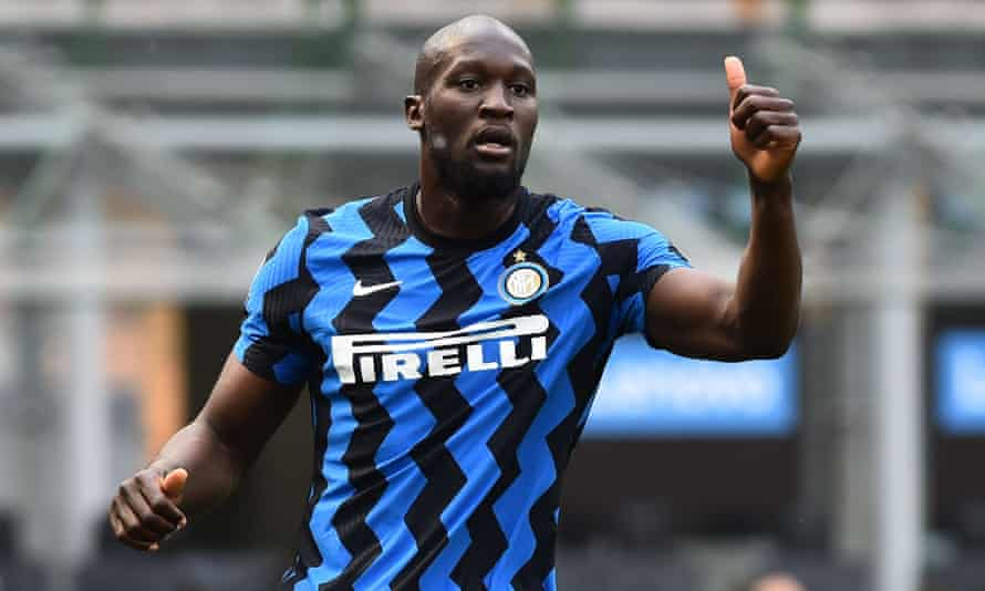 Chelsea close to agreeing deal to re-sign Inter striker Romelu Lukaku | Chelsea | The Guardian