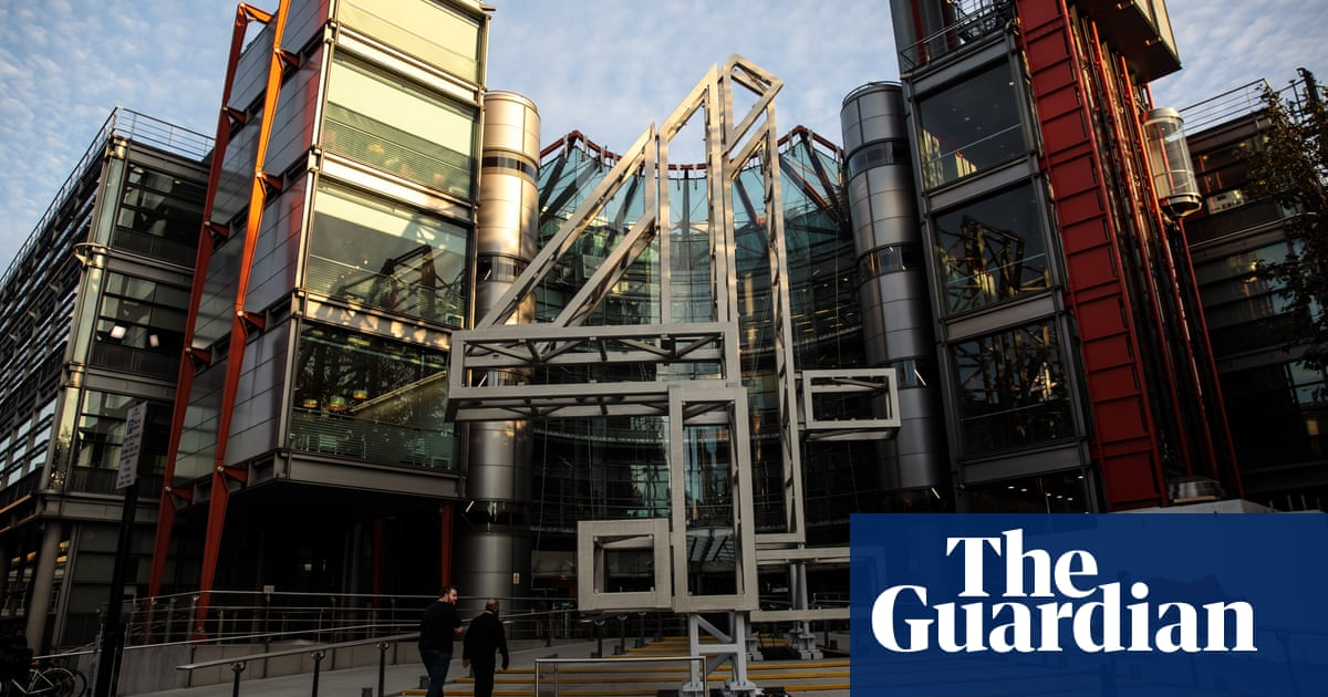 Channel 4 worker taken to hospital for coronavirus test