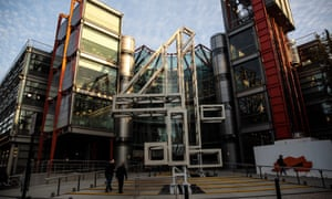 Channel 4's HQ in Horseferry Road, London.