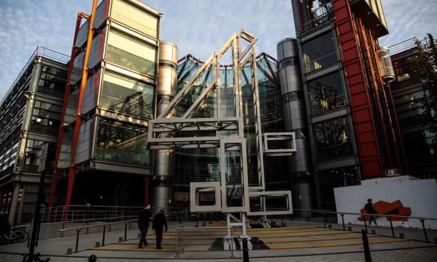 Channel 4  headquarters in central London