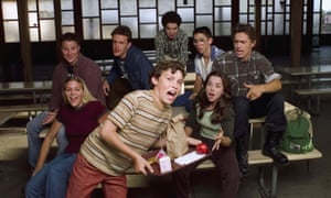 Excruciating and hilarious … Freaks and Geeks.