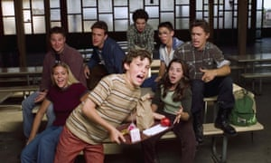 Tender insight into high-school experiences … Freaks and Geeks.