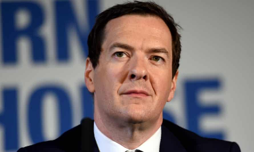 George Osborne cut the link between inflation and benefit rises when he was chancellor.