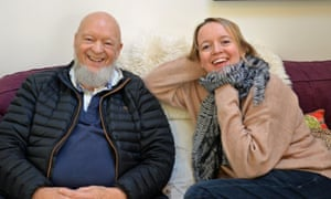'Just to be clear, there's no plan to move or stop Glastonbury' … Michael and Emily Eavis.
