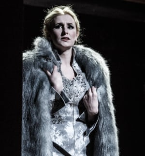 Laura Carmichael in The Maids