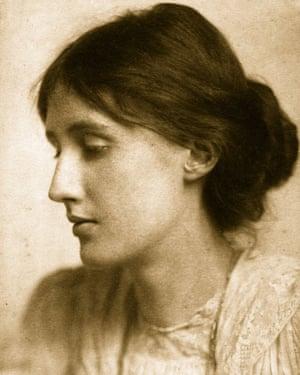 Virginia Woolf.