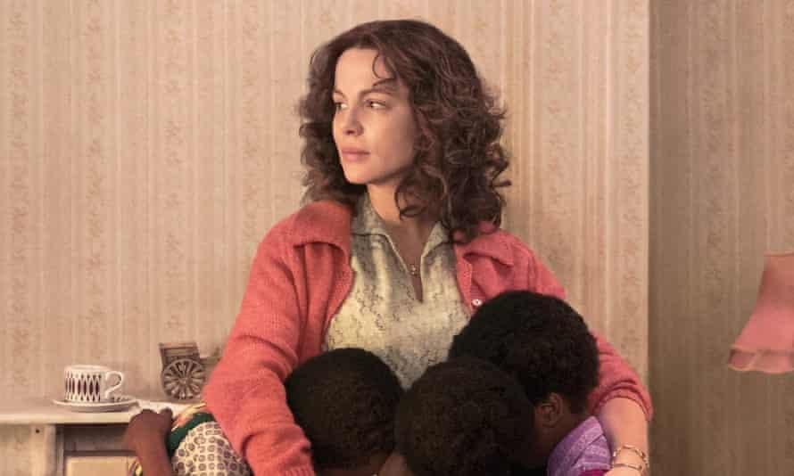 Kate Beckinsale as Ingrid in Farming.