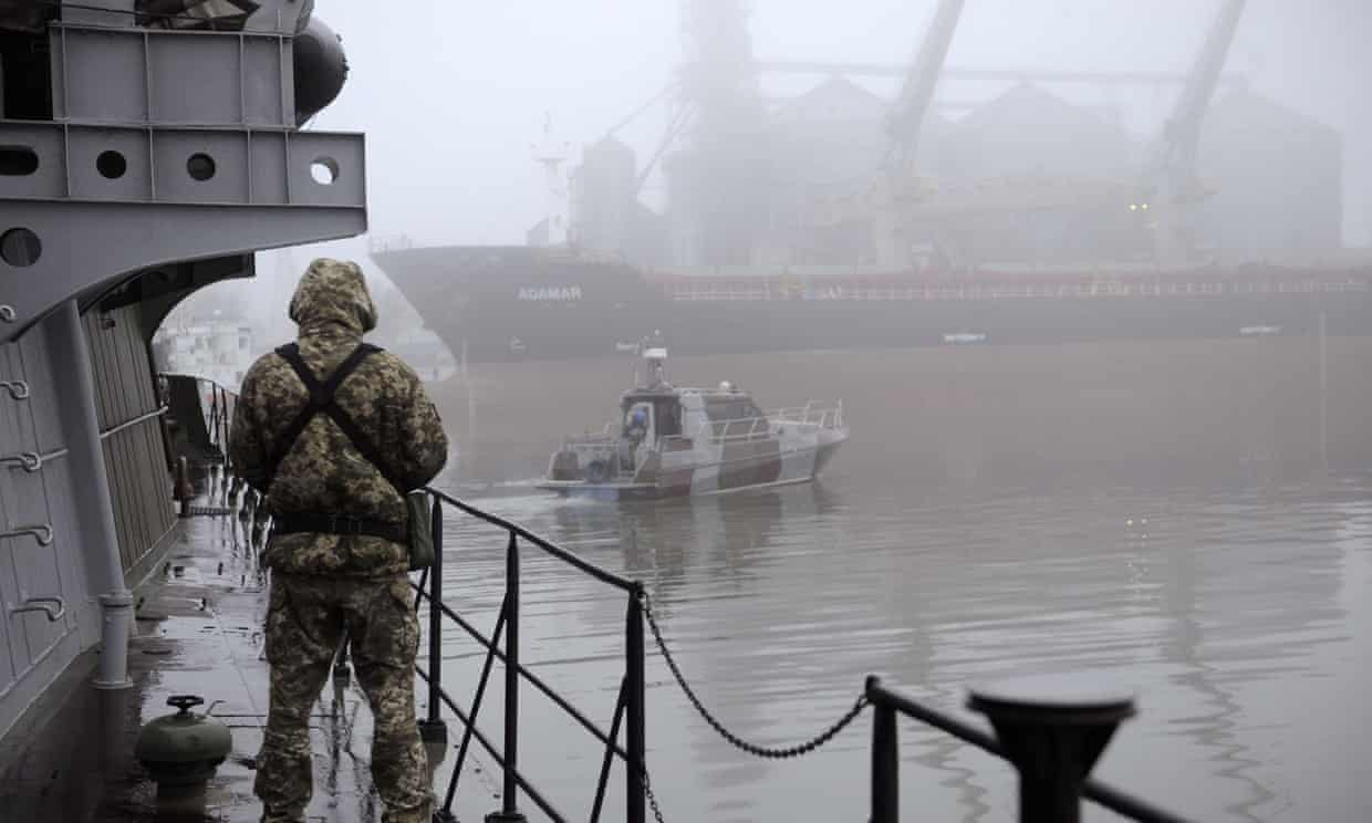 Russia to deploy new missiles to Crimea as Ukraine tensions rise (theguardian.com)