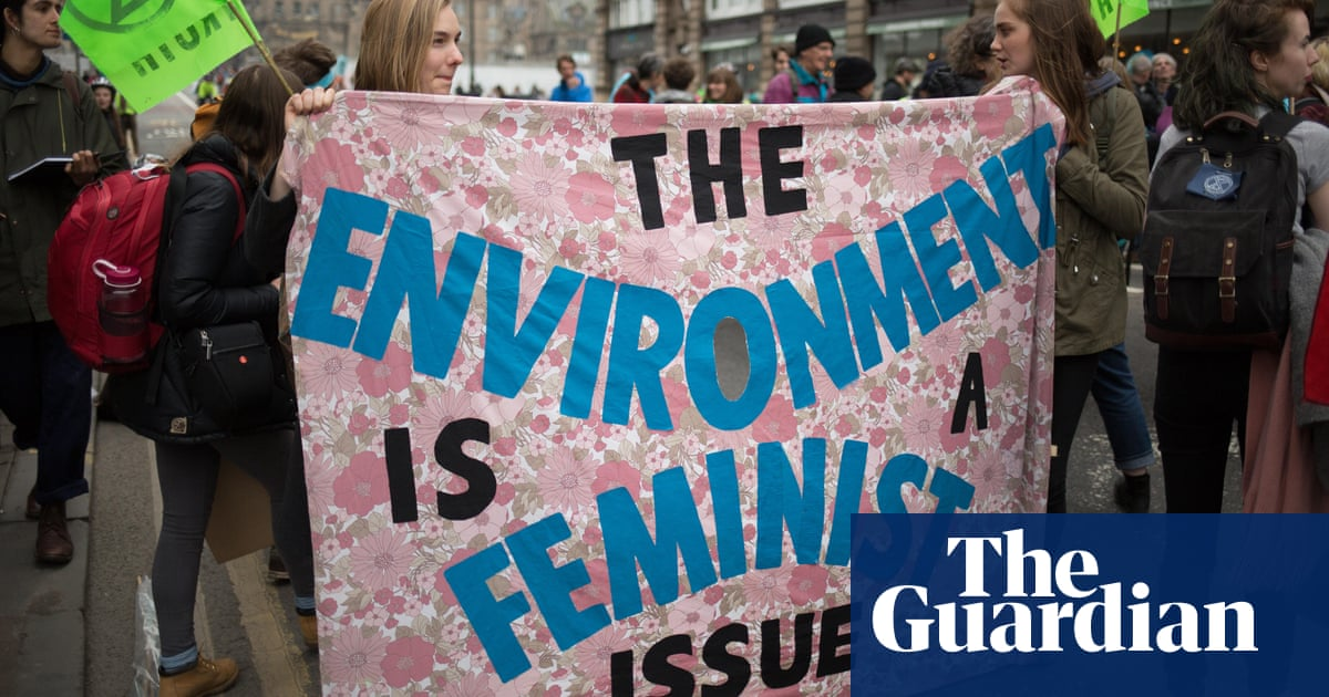 How Women Can Save the Planet by Anne Karpf review – clear and invigorating