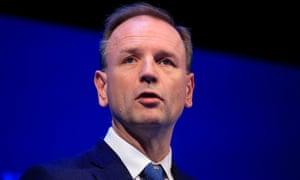 Simon Stevens, CEO for NHS England