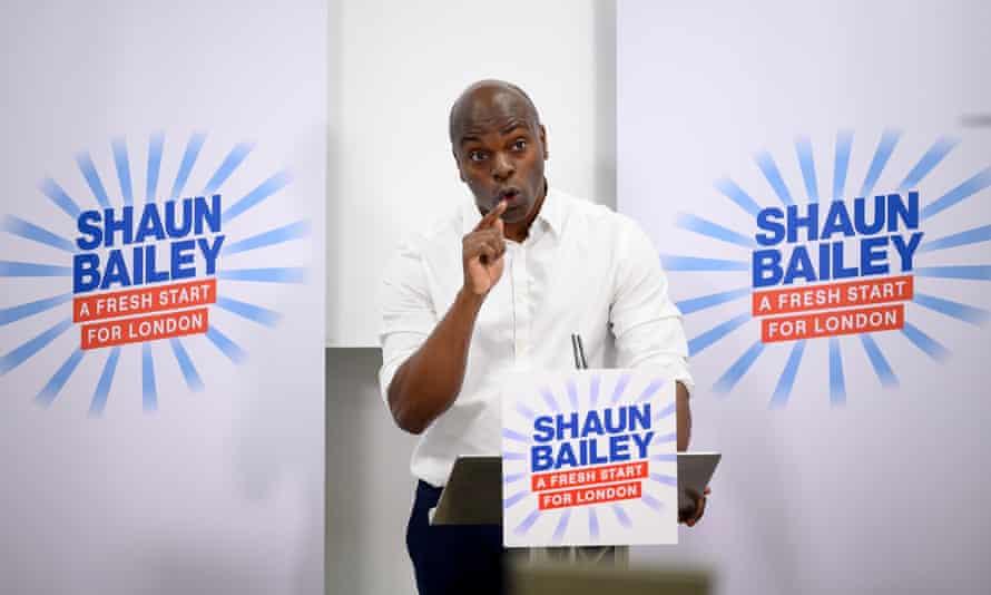 Shaun Bailey
