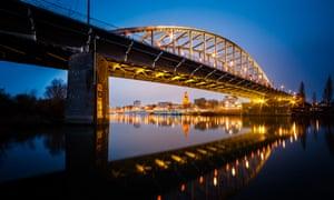 Arnhem's John Frost Bridge