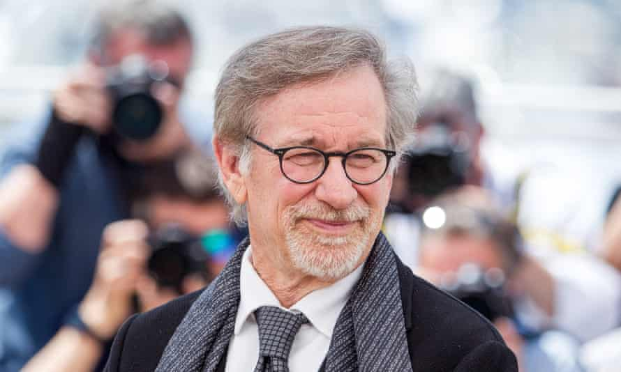 Steven Spielberg at the 2016 Cannes film festival.