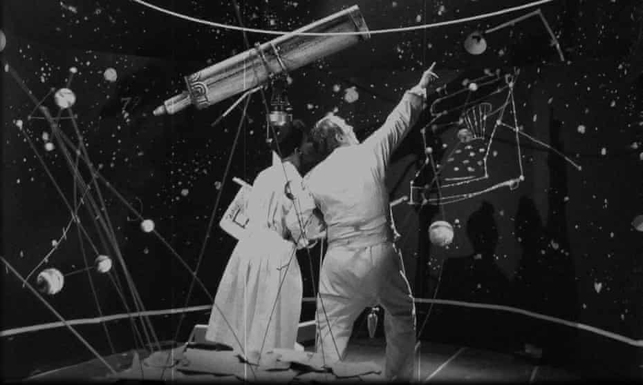 The Refusal of Time, by William Kentridge in collaboration with Philip Miller, Catherine Meyburgh and Peter Galison.