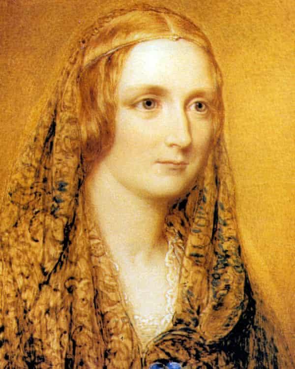 Frankenstein author Mary Shelley.