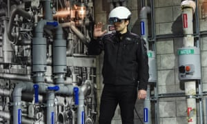Intel launches x ray like glasses that allow wearers to see inside daqri smart helmet ccuart Gallery