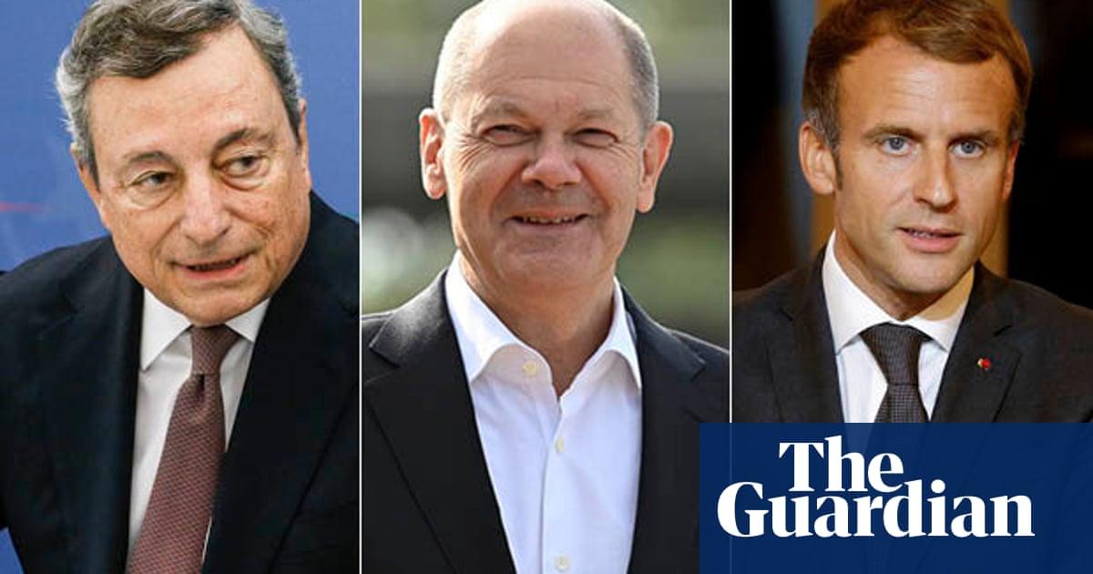 Draghi, Scholz or Macron? Merkel's crown as Europe's leader up for grabs