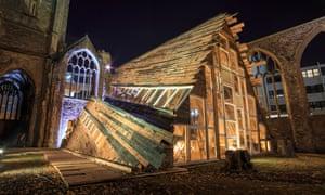 Theaster Gates's Sanctum in Bristol last October.