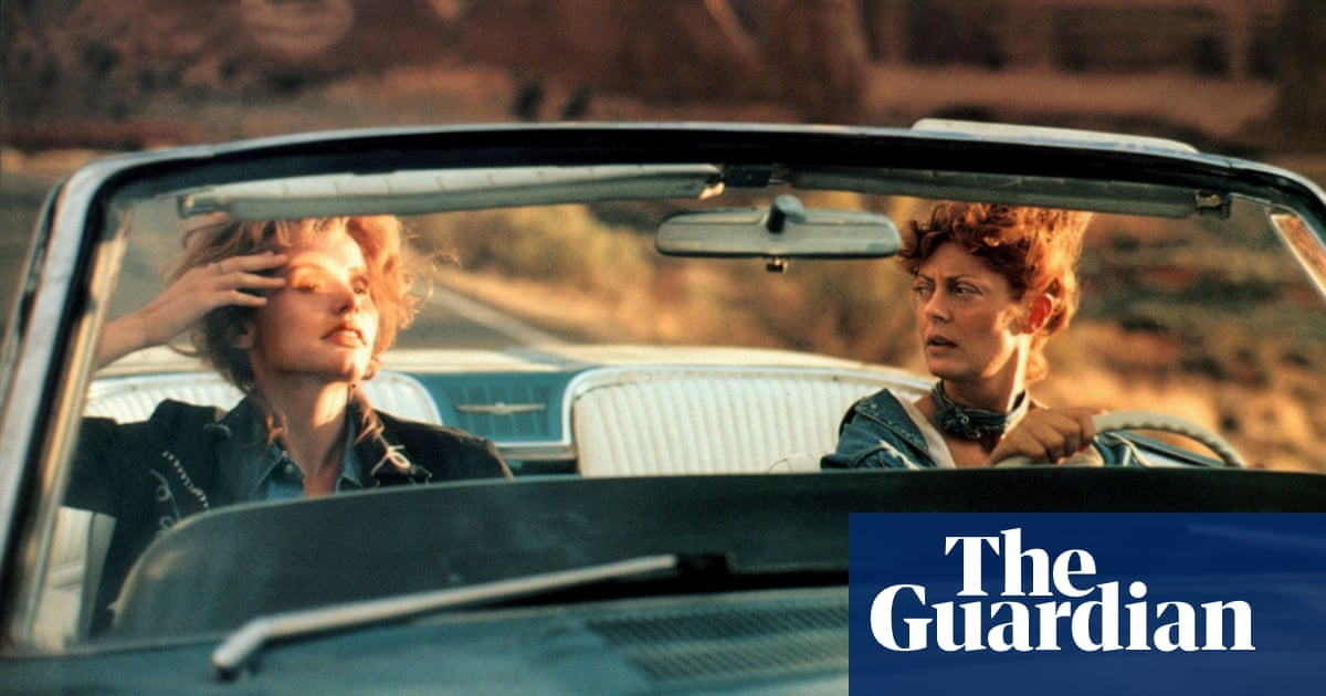 Thelma & Louise at 30: a groundbreaking road movie that still strikes a nerve