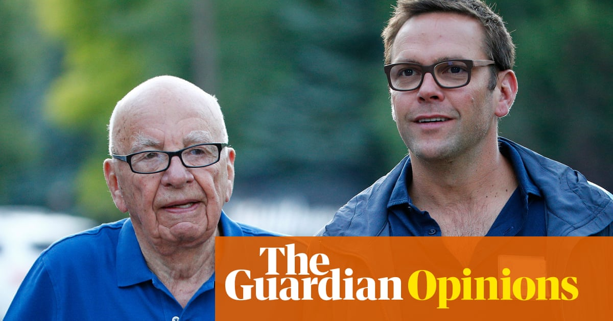James Murdoch has left News Corp, but not much will change at the companys Australian outlets | Denis Muller