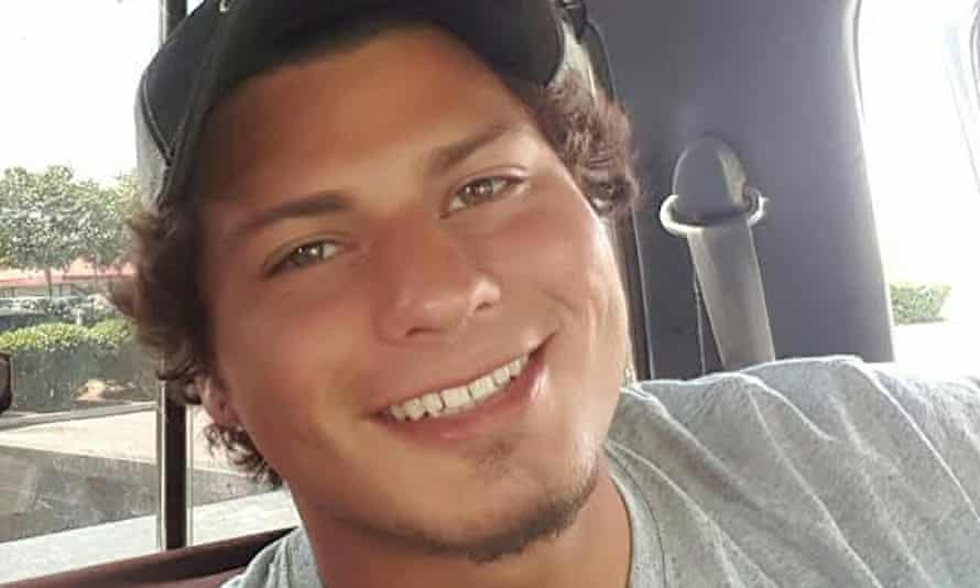 Dylan Noble was killed by police during a traffic stop.