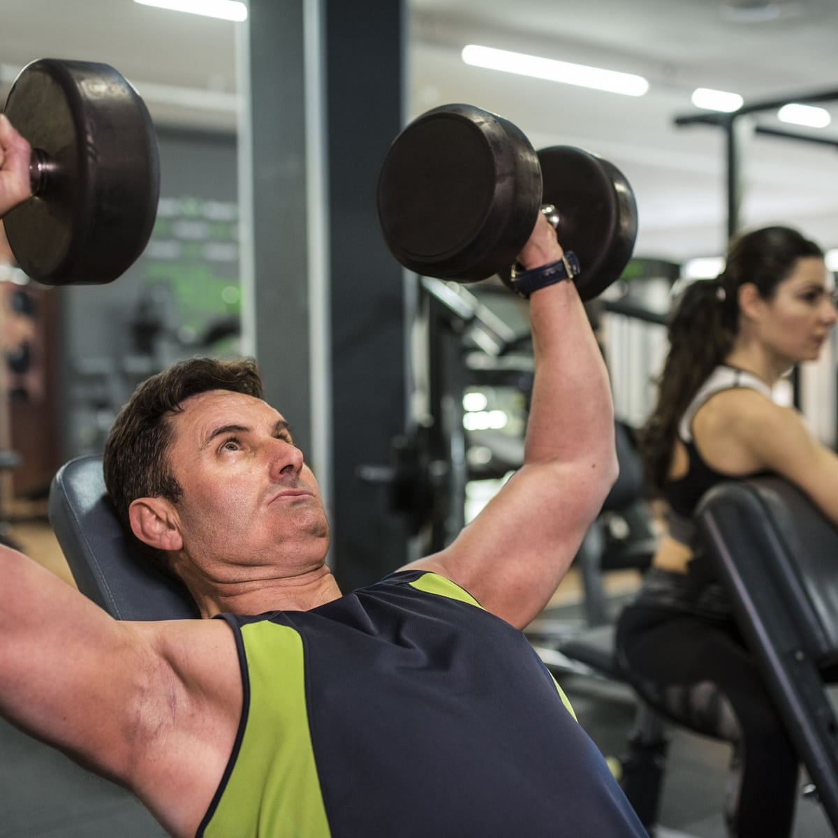 More Middle Aged Men Taking Steroids To Look Younger Life And Style The Guardian