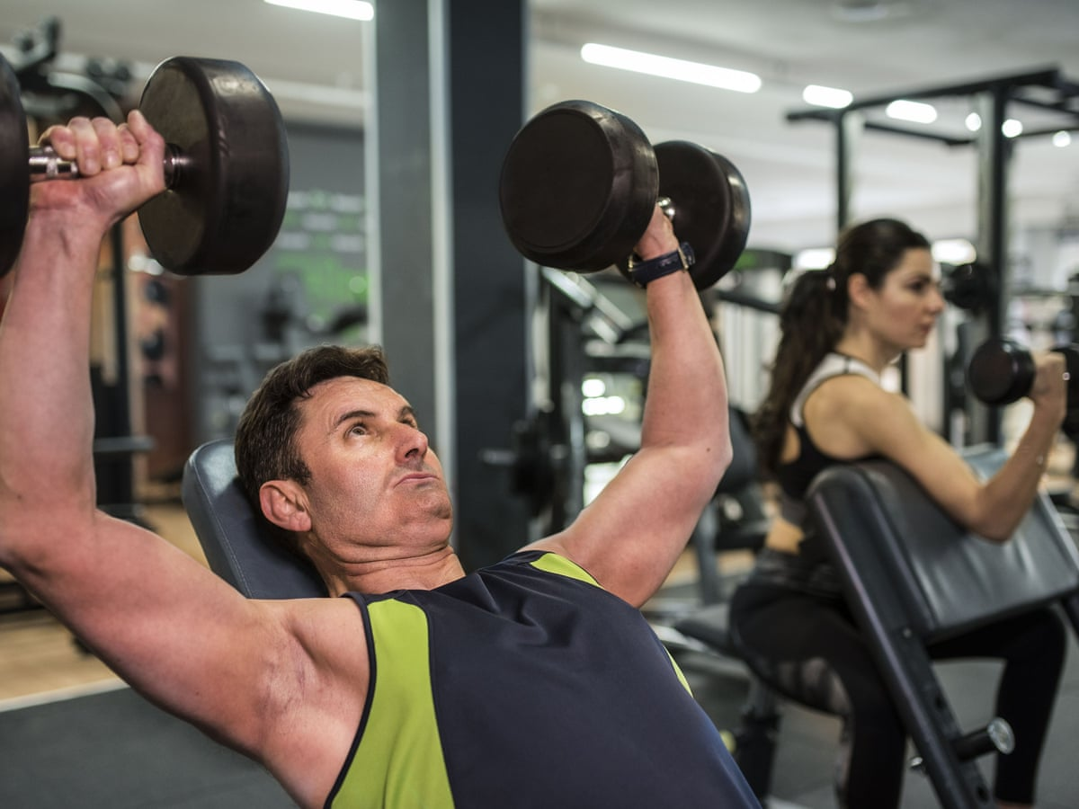 More middle-aged men taking steroids to look younger | Men's health | The  Guardian