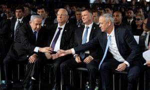 Israel: Partidos políticos allanan camino para formar gobierno