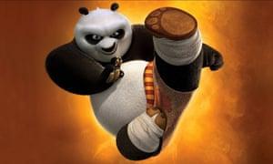 Kung Fu Panda.