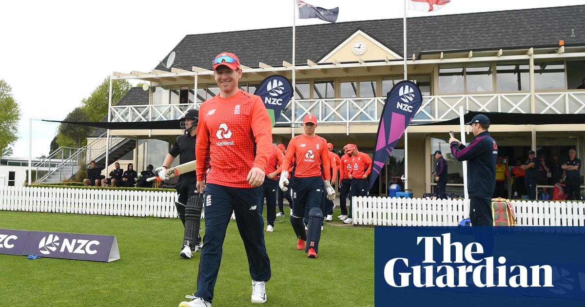 Eoin Morgan backs England rookies for T20 action against New Zealand