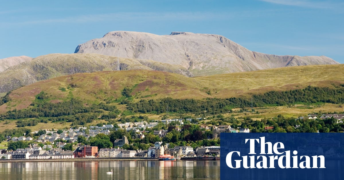 Racists told 'stay away' from Ben Nevis after banner unfurling