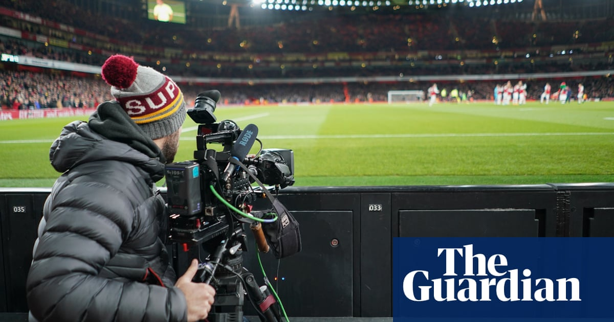 Premier League renews £4.8bn TV deal with extra £100m trickle-down funds