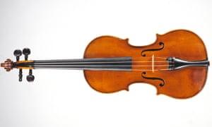 A Tecchler violin