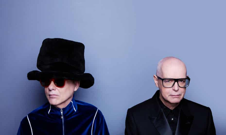 'If you're doing something to wind people up – and they get wound up – job's done ' … Pet Shop Boys.