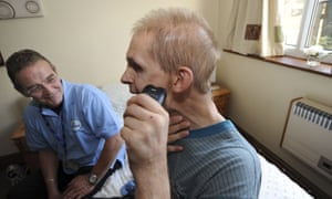 Homecare Staff enable elderly and disabled people to live in their own homes, through support and help with household chores