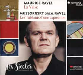 Ravel: La Valse; Mussorgsky/Ravel: Pictures at an Exhibition album art
