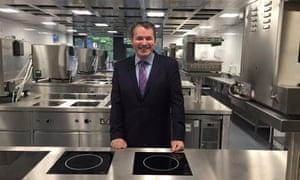 Damian Clarkson, The London Kitchen