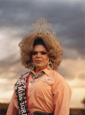 Priscilla Toya Bouvier was named Miss IGRA in 2019