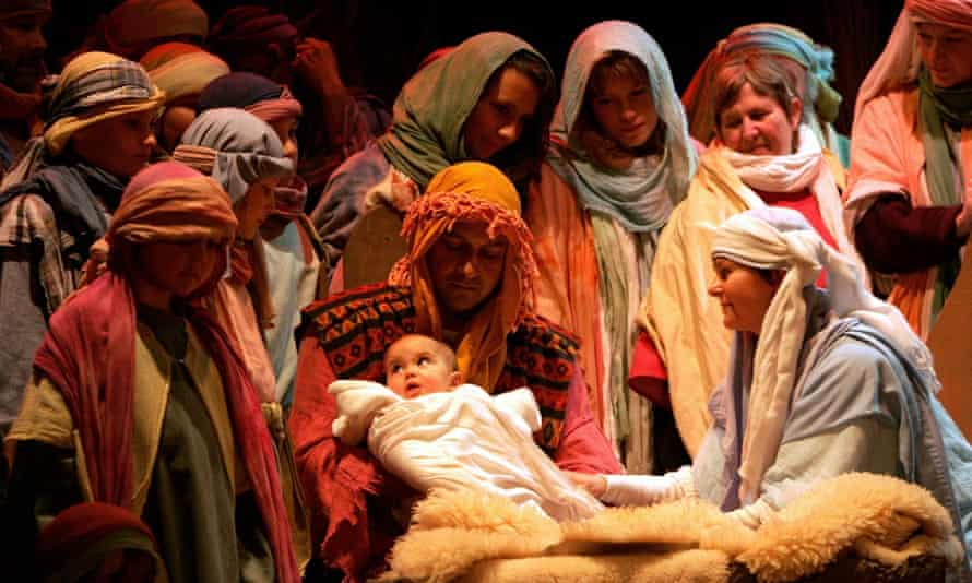 nativity play in guildford