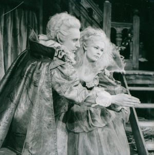 Judi Dench as Titania, 1962