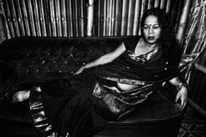 Bobby: 'I left home when I was 14 years old. I am now the Guru of 500 hijras making a living under my guidance in my neighbourhood.'