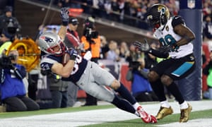 Danny Amendola was everywhere for the Patriots on Sunday