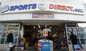 Sports Direct took a stake in Powerhouse Golf, parent company of Direct Golf UK, last year and invested more than £2.25m in it.