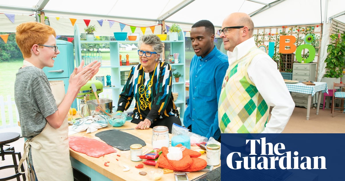 Junior Bake Off: the kids spinoff that's the perfect antidote to baking brutality