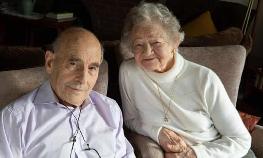 Bob and Ann Kirk