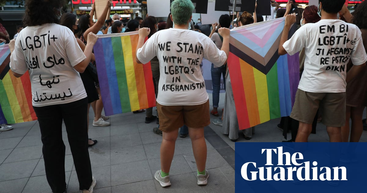 'The Taliban will have no mercy': LGBTQ+ Afghans go into hiding