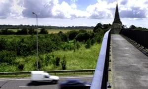 Sevington and Mersham in Kent